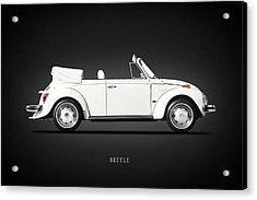 The Classic Beetle Acrylic Print