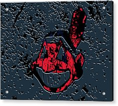 The Cleveland Indians Acrylic Print