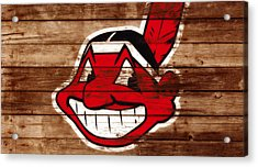 The Cleveland Indians C1 Acrylic Print