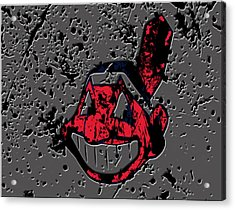 The Cleveland Indians1a Acrylic Print