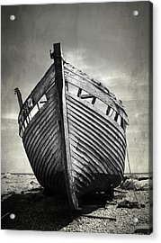 The Clinker Acrylic Print by Mark Rogan