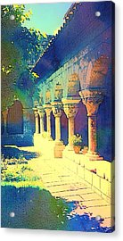 The Cloisters Acrylic Print