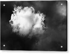 The Cloud Acrylic Print