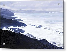 The Coast Acrylic Print