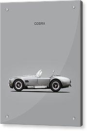 The Cobra Acrylic Print by Mark Rogan