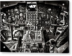 The Cockpit Acrylic Print