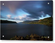 The Columbia River Gorge Signed Acrylic Print