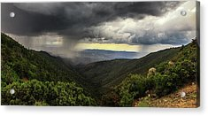 The Coming Storm Acrylic Print