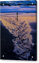 Acrylic Print featuring the photograph The Comming Day by Dale Stillman