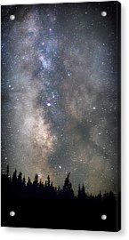 Acrylic Print featuring the photograph The Core by Cat Connor