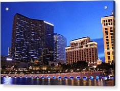 The Cosmopolitan Acrylic Print by Brook Burling