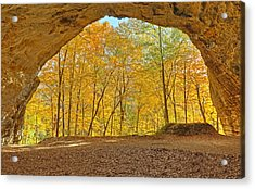 The Council Overhang Acrylic Print