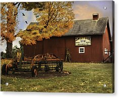 The Country Tack Shop Acrylic Print