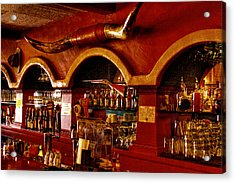 The Cowboy Club Bar In Sedona Arizona Photograph By David