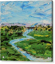 The Creek 2 Acrylic Print