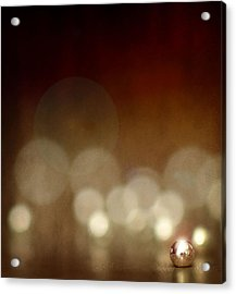 The Crimp Bead Acrylic Print