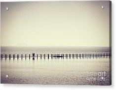 Acrylic Print featuring the photograph The Crossing by Colin and Linda McKie