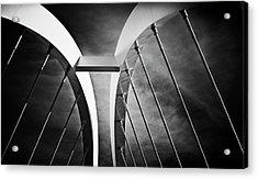 The Crutch Acrylic Print by Matthew Blum