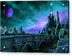 The Crystal Palace - Nightwish Acrylic Print