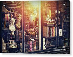 The Curiosity Shop Acrylic Print