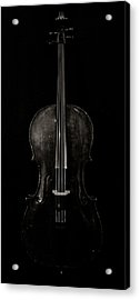 The Curve Of Her - Two Acrylic Print by Sam Hymas