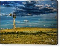 The Dark Wind Acrylic Print