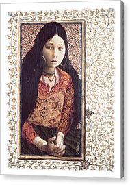 The Daughter Of Jairus - Lgdoj Acrylic Print
