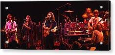 The Dead '78 Acrylic Print