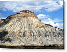 The Desert Acrylic Print by Paul SEQUENCE Ferguson             sequence dot net