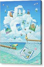 The Destinations Of A Dream Acrylic Print