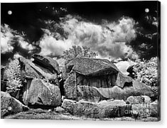 The Devils Den Acrylic Print by Paul W Faust - Impressions of Light