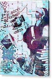 The Digital Age Acrylic Print
