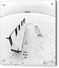 The Dock 1 Acrylic Print