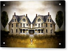The Dog House Acrylic Print