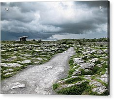 The Dolmen In The Burren Acrylic Print