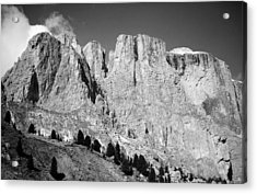 The Dolomites Acrylic Print by Juergen Weiss