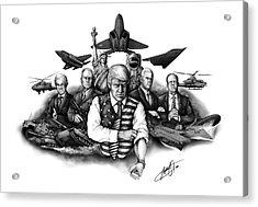 The Donald - Make America Great Again Acrylic Print