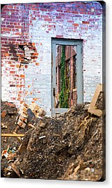 The Door Is Always Open Acrylic Print
