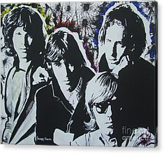 The Doors Acrylic Print