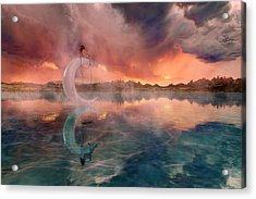 The Dreamery  Acrylic Print