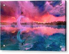The Dreamery II Acrylic Print