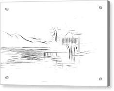 The Duke Of Portland Digital Art Acrylic Print