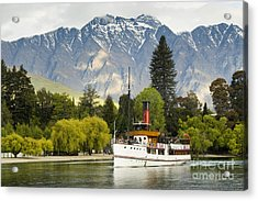 The Earnslaw Acrylic Print