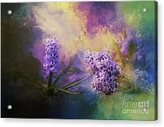 The Earth Laughs In Flowers Acrylic Print
