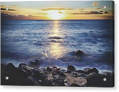 The Ebb And Flow Acrylic Print