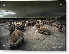 The Egg Factory - Bisti Badlands Acrylic Print