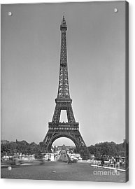 The Eiffel Tower Acrylic Print by Gustave Eiffel
