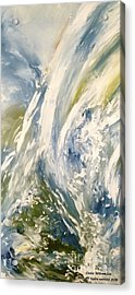 The Elements Water #1 Acrylic Print