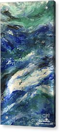 The Elements Water #4 Acrylic Print