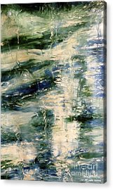 The Elements Water #5 Acrylic Print